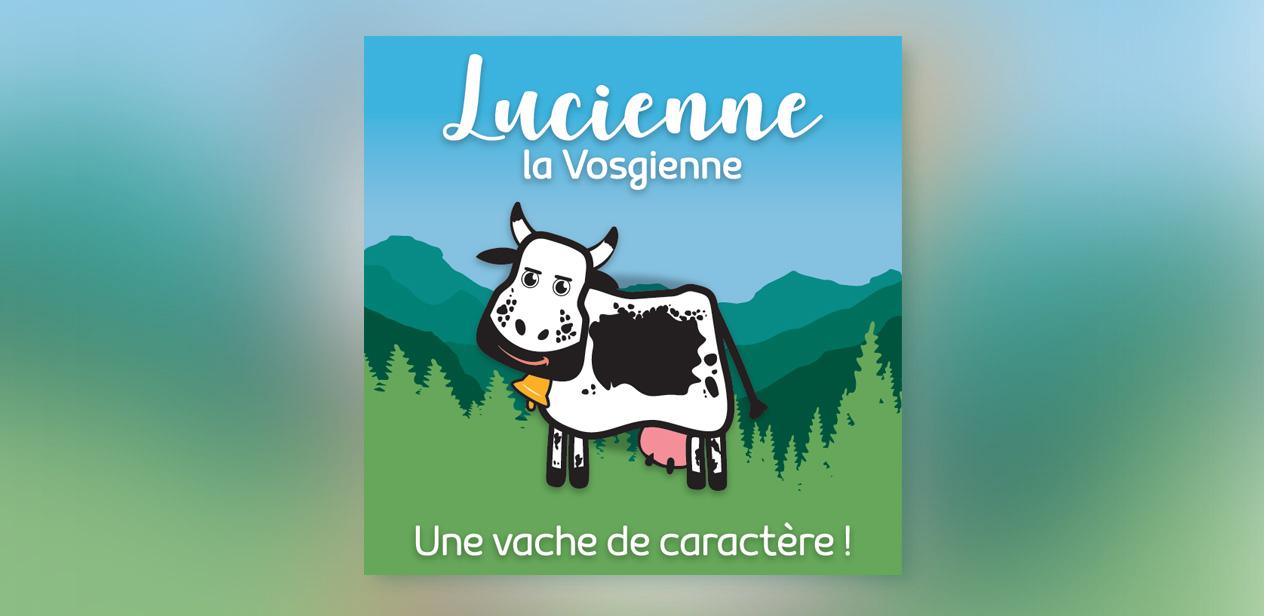 """La marque """"Lucienne la Vosgienne"""""""